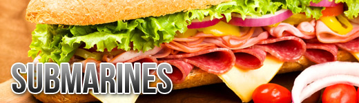 Submarine Sandwiches image